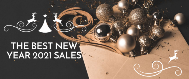 The Best New Year 2021 Sales