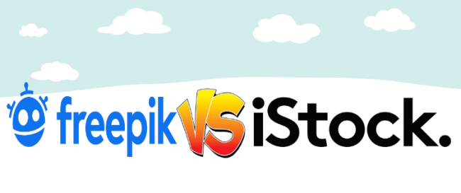 Freepik vs iStock: Which One to Choose