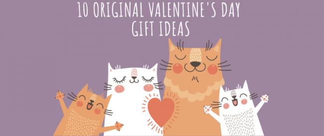 10 Original Valentine's Day Gift Ideas