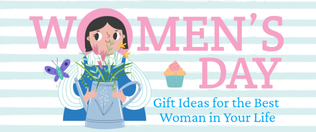 International Women's Day 2021: Gift Ideas for the Best Woman in Your Life