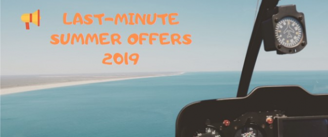Last-Minute Summer Offers