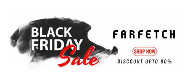 Black Friday at Farfetch