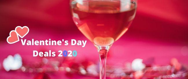 Saint Valentine's Day Deals 2020
