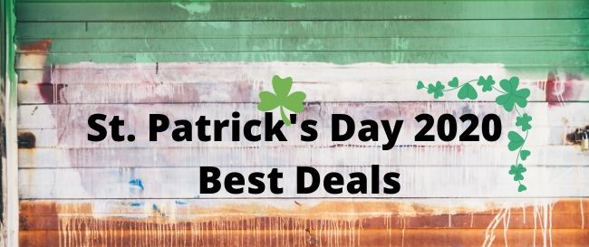 Top Stores to stock up during St. Patrick's Day 2020