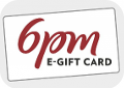 6pm Gift Card