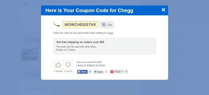 Chegg Coupon Code 2021 50 Off Discountreactor
