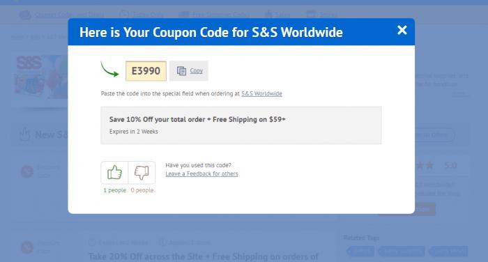 S S Worldwide Coupon Code 2021 50 Off Discountreactor